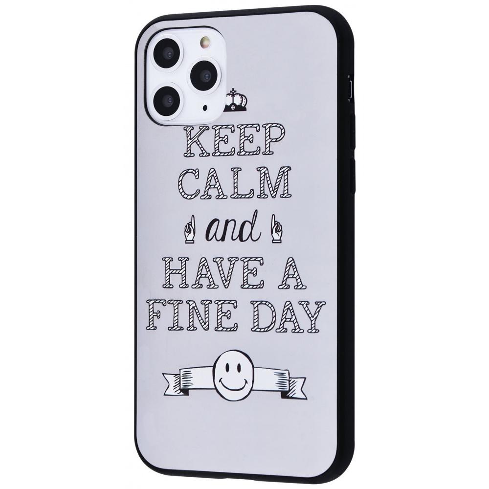 Acrylic Mirror Case iPhone 11 Pro - фото 1