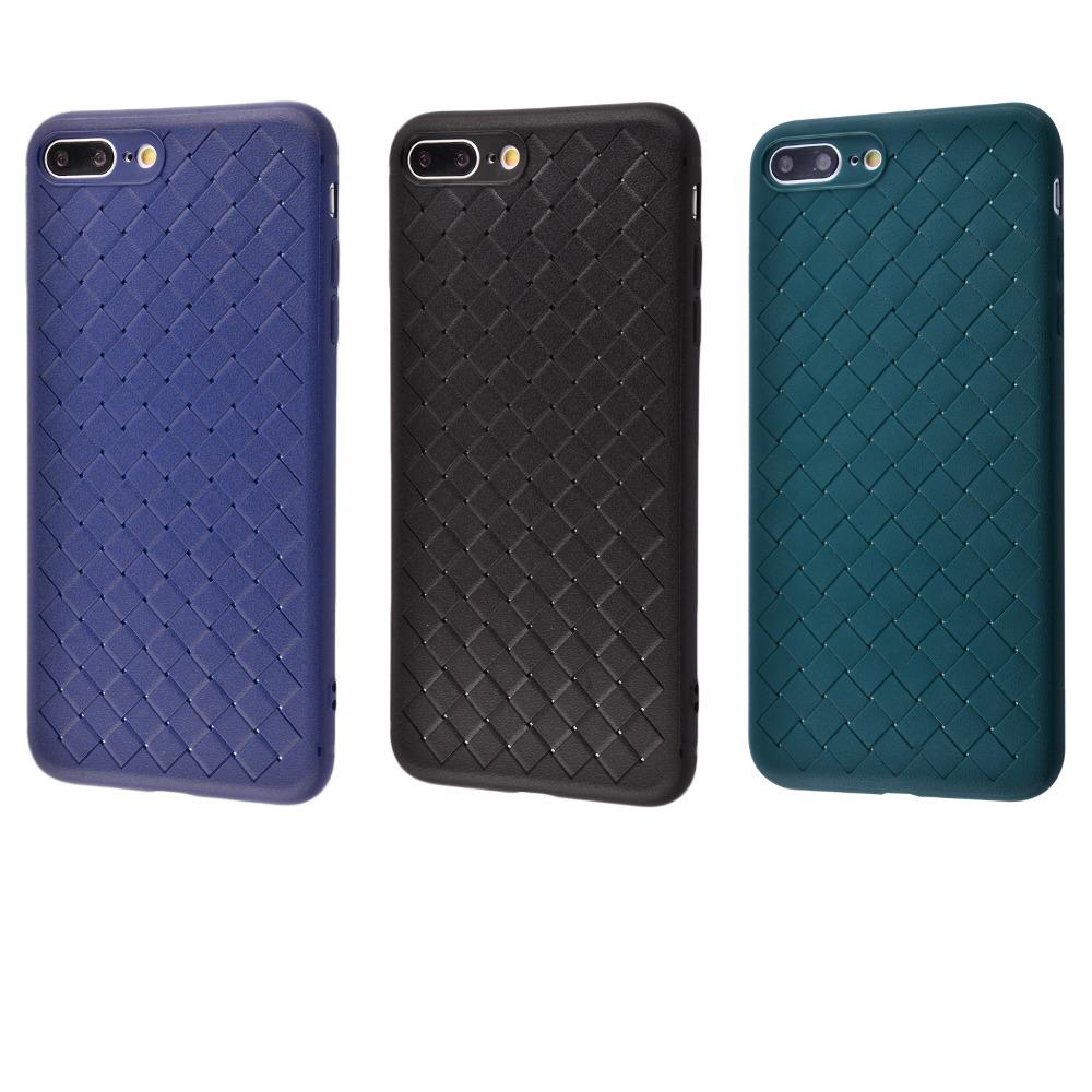 Weaving Full Case (TPU) iPhone 7 Plus/8 Plus