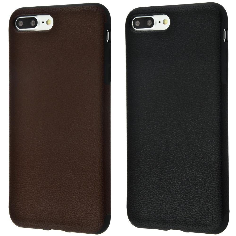 Накладка под кожу Grainy Leather iPhone 7 Plus/8 Plus
