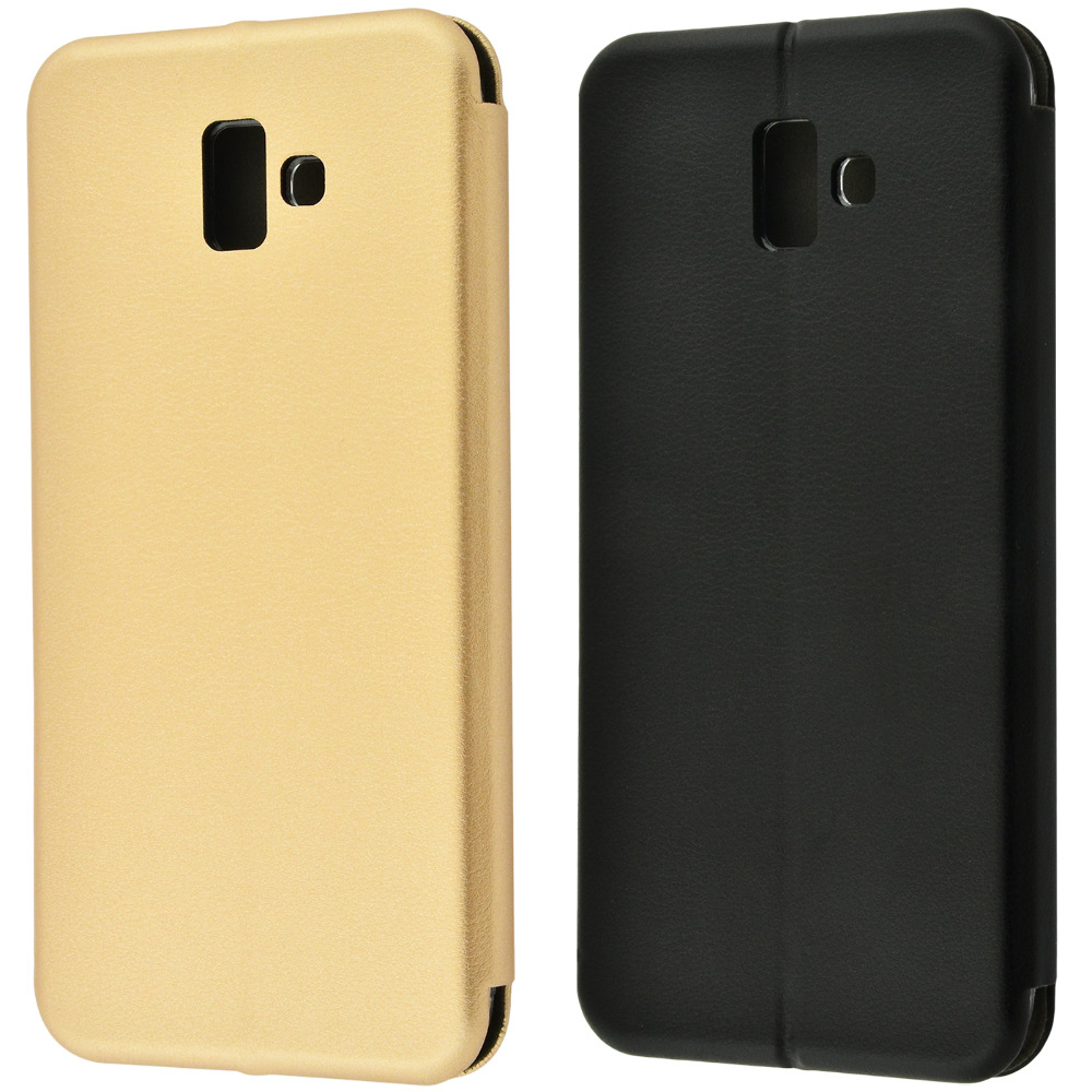 Flip Magnetic Case Samsung Galaxy J6 Plus 2018 (J610F)