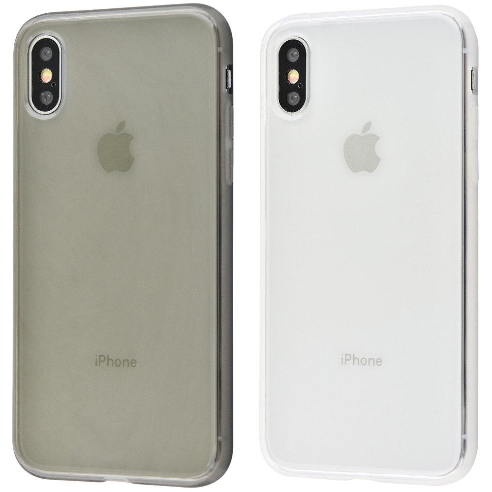High quality silicone 360 protect iPhone Xs Max