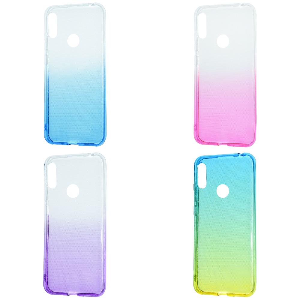 Силикон 0.5 mm Gradient Design Huawei Y6s/Y6 2019/Honor 8A