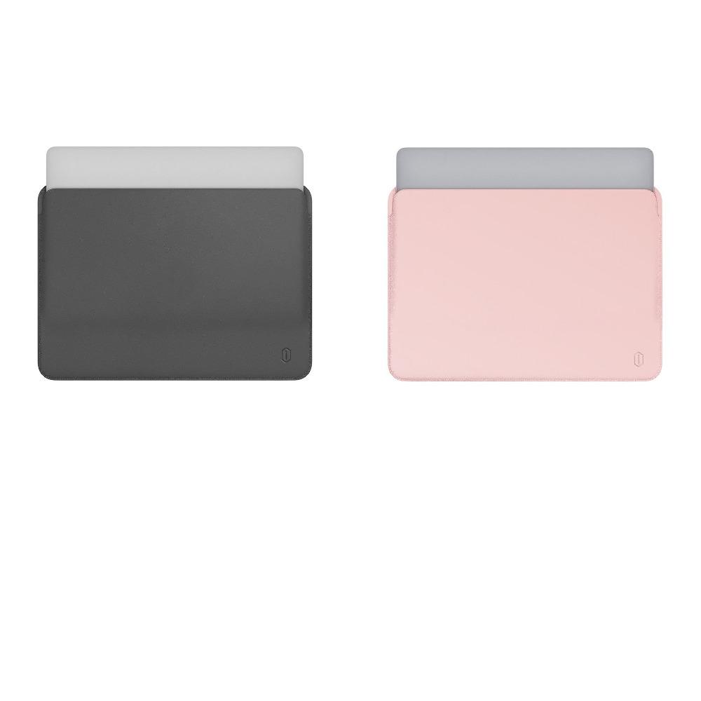 "WIWU Leather Sleeve for MacBook 12"""
