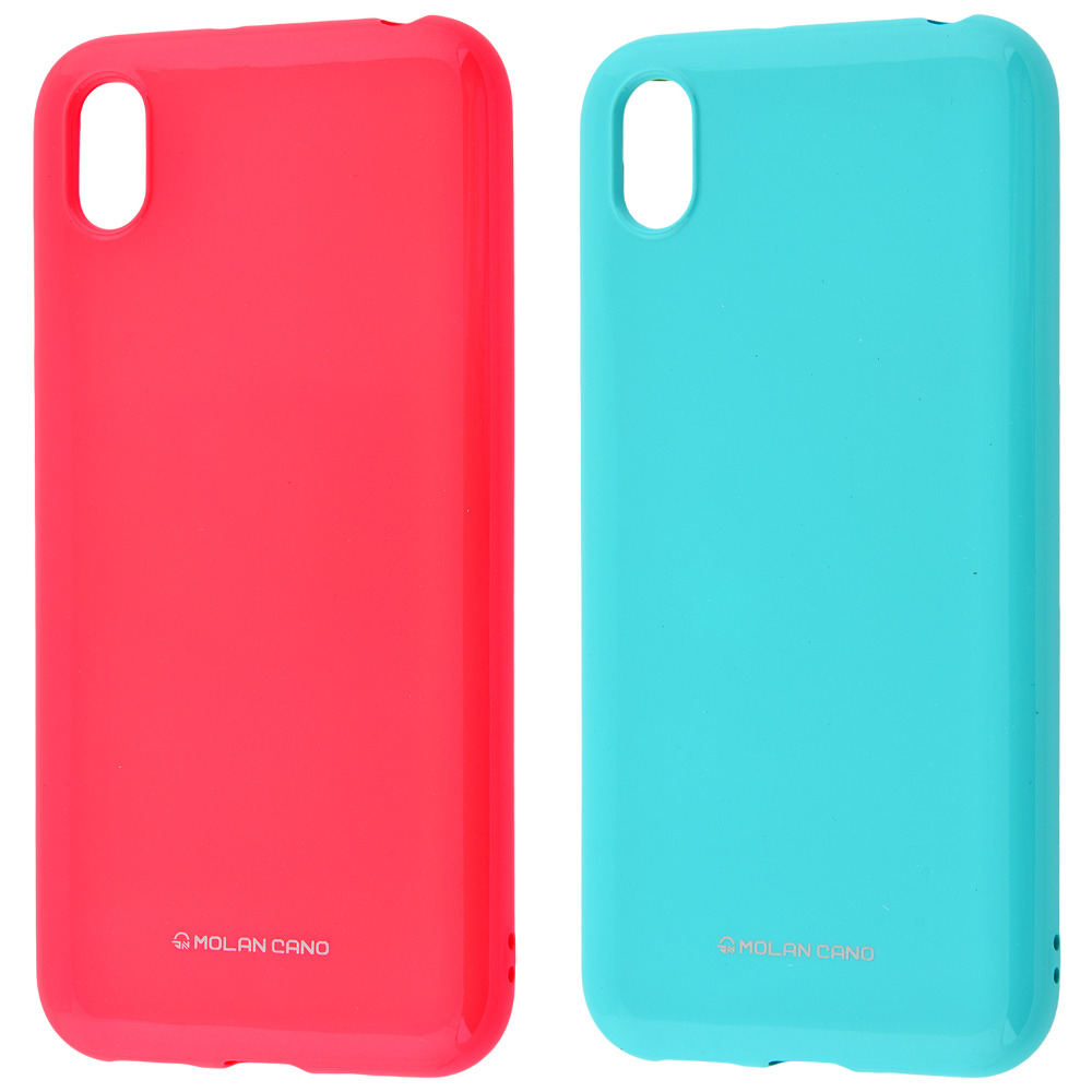 Molan Cano Glossy Jelly Case Huawei Y5 2019/Honor 8S