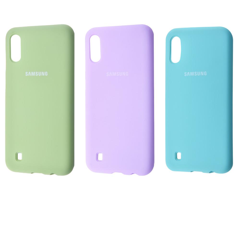 Silicone Cover Full Protective Samsung Galaxy M10 (M105F)