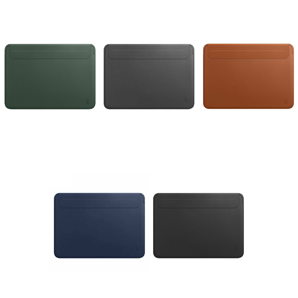 WIWU Skin Pro 2 Leather Sleeve for MacBook Pro 13,3/Air 13 2018