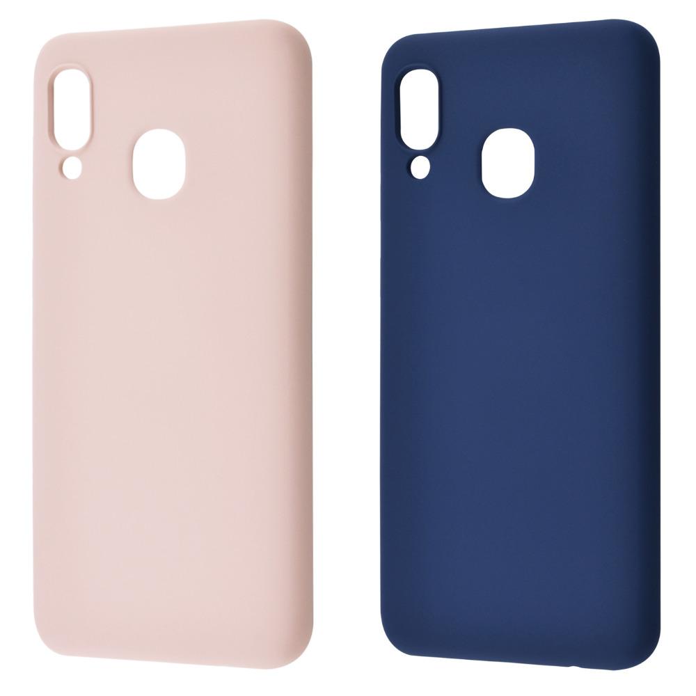 WAVE Colorful Case (TPU) Samsung Galaxy A20/A30 (A205F/A305F)