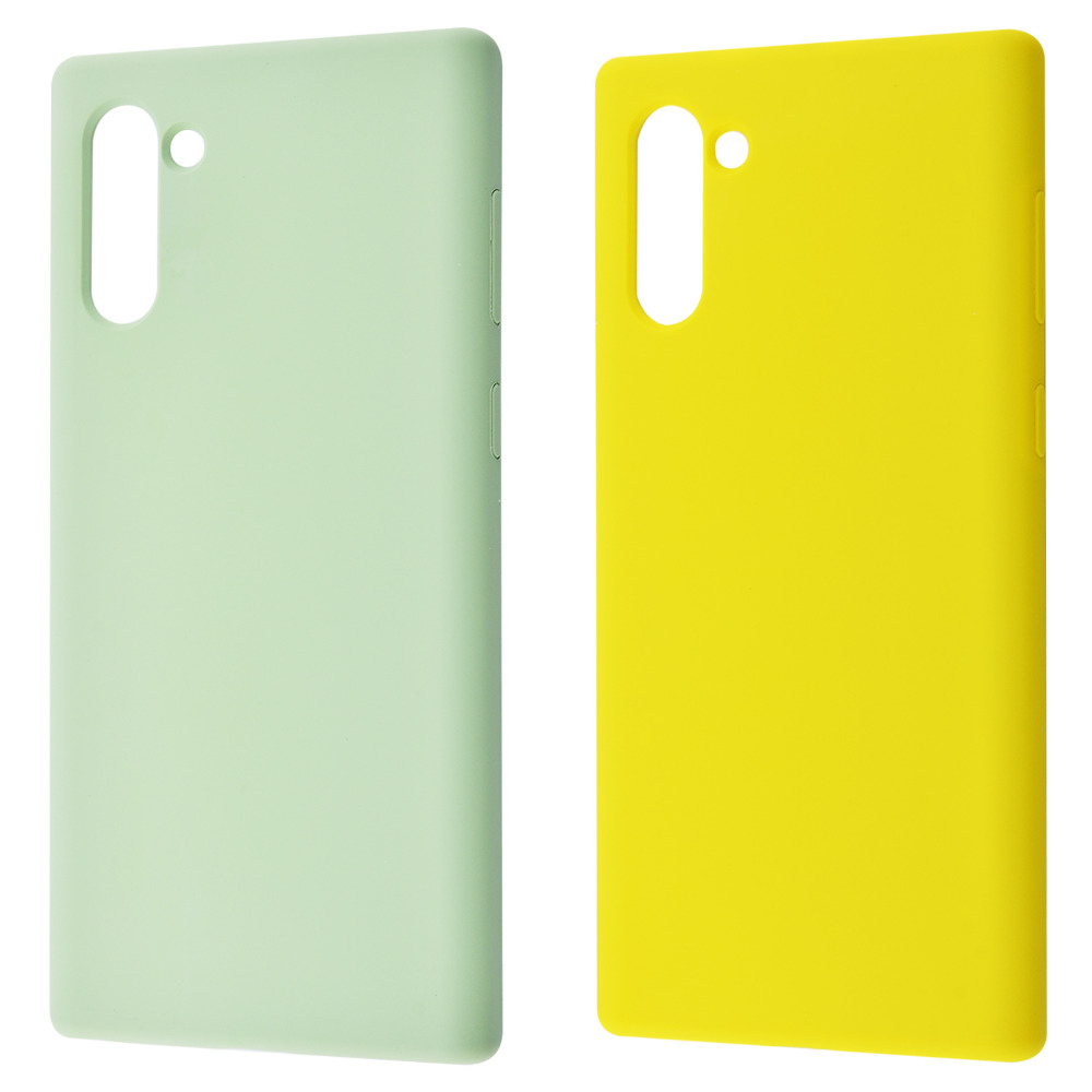 WAVE Full Silicone Cover Samsung Galaxy Note 10 (N970)
