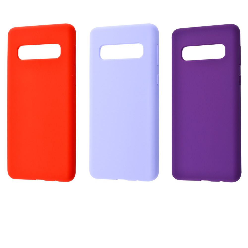 WAVE Full Silicone Cover Samsung Galaxy S10 (G973)