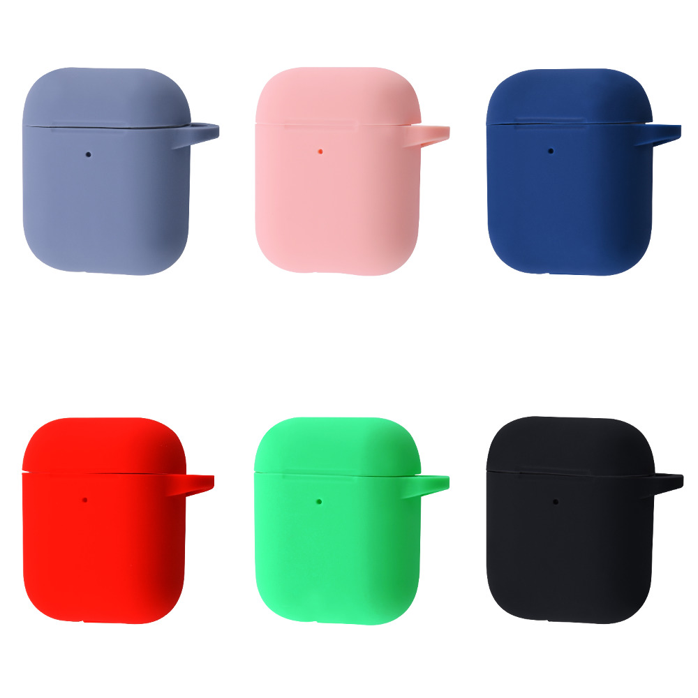 Silicone Case New for AirPods 1/2