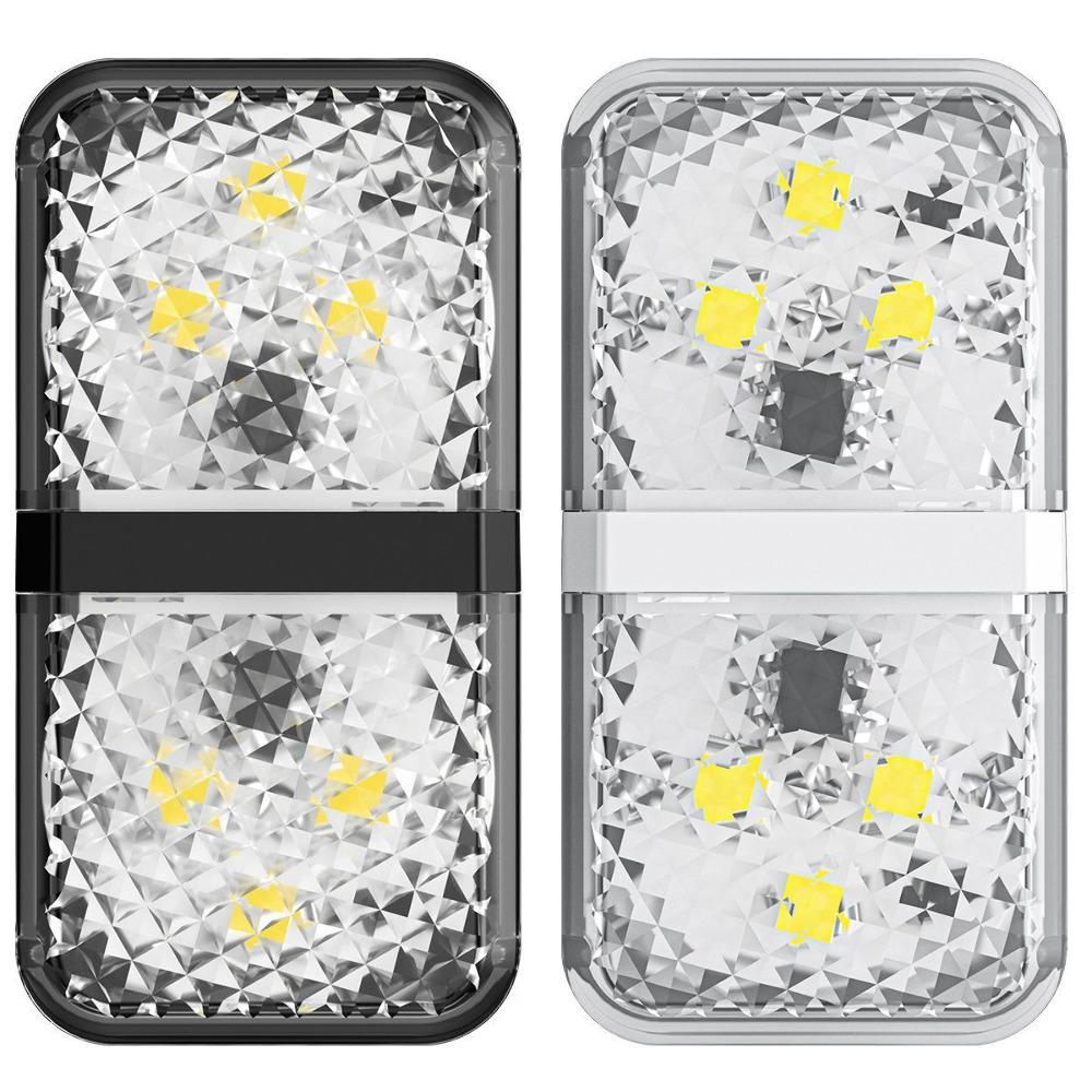 Дверная Автомобильная Лампа Baseus Warning Light (2pcs/pack)