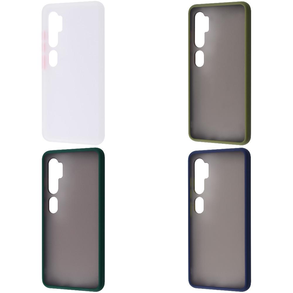 Matte Color Case (TPU) Xiaomi Mi Note 10