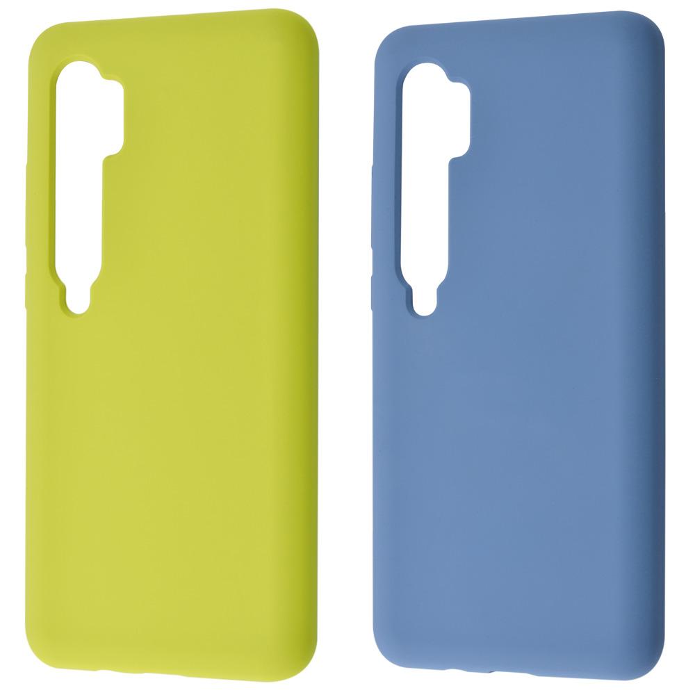 WAVE Full Silicone Cover Xiaomi Mi Note 10