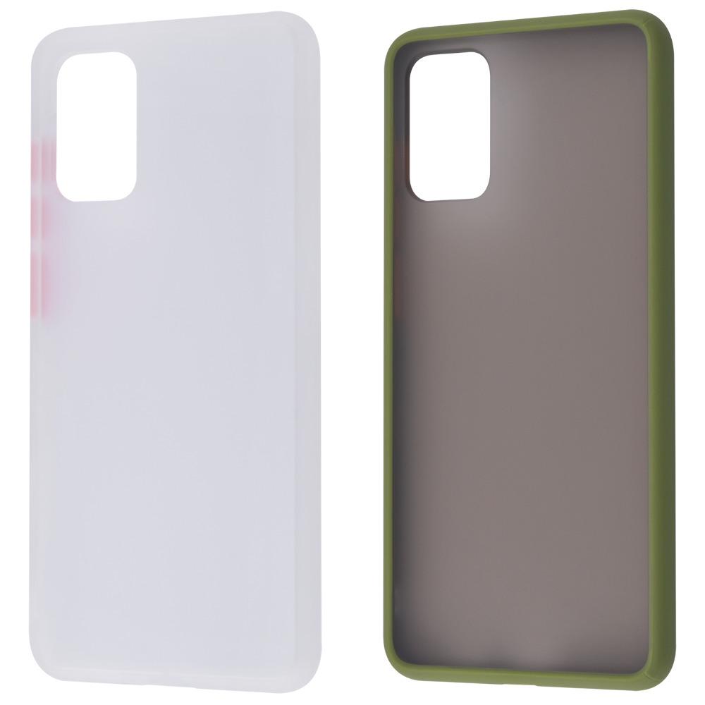 Matte Color Case (TPU) Samsung Galaxy S20 Plus (G985)