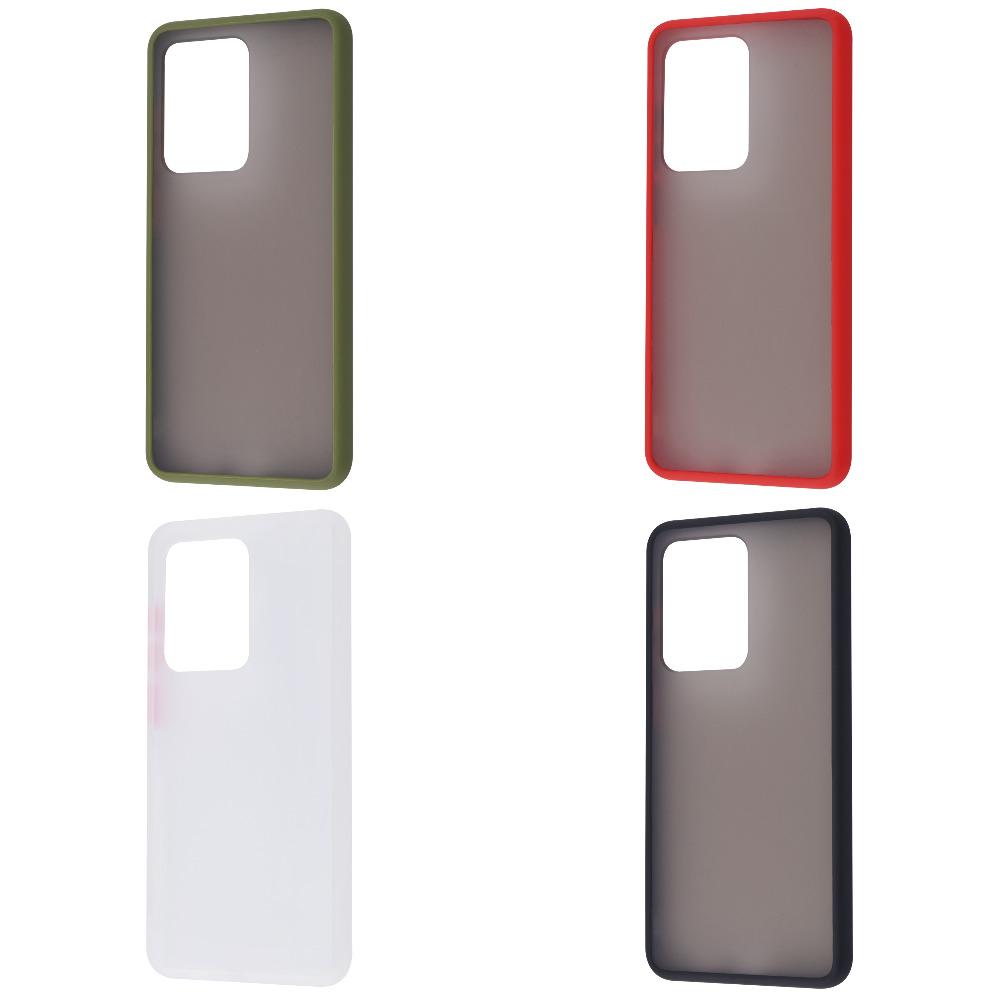 Matte Color Case (TPU) Samsung Galaxy S20 Ultra (G988B)