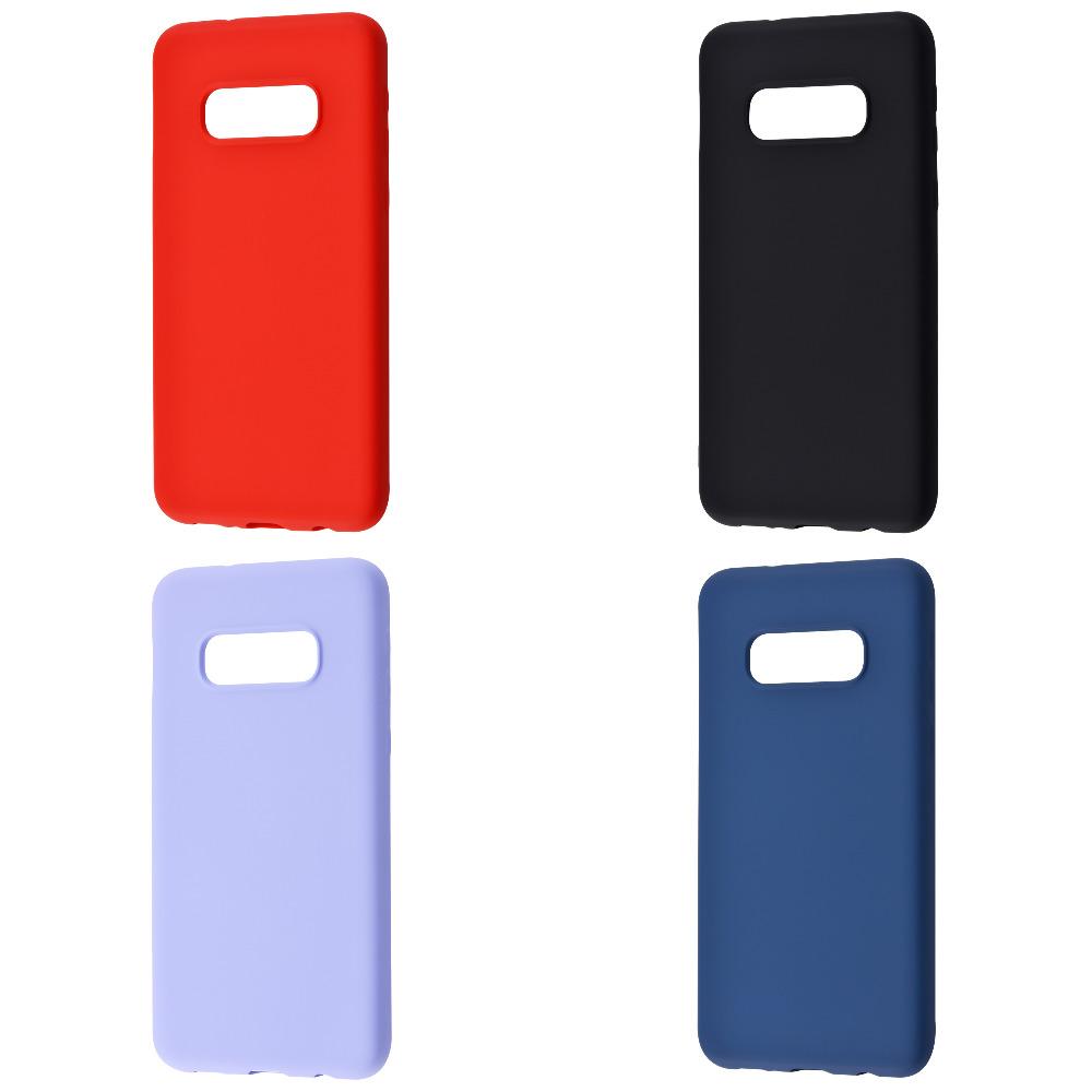 WAVE Colorful Case (TPU) Samsung Galaxy S10E (G970)