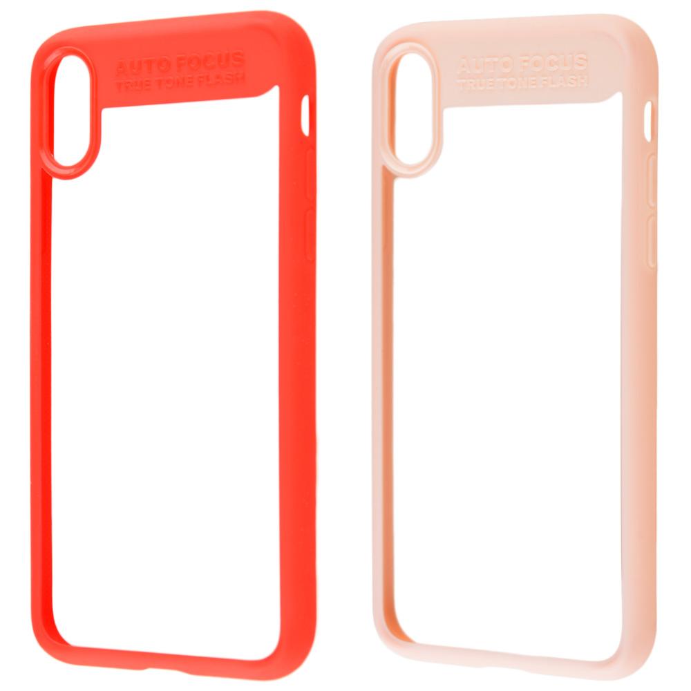 Rock Clarity Series Case (PC+TPU) iPhone X