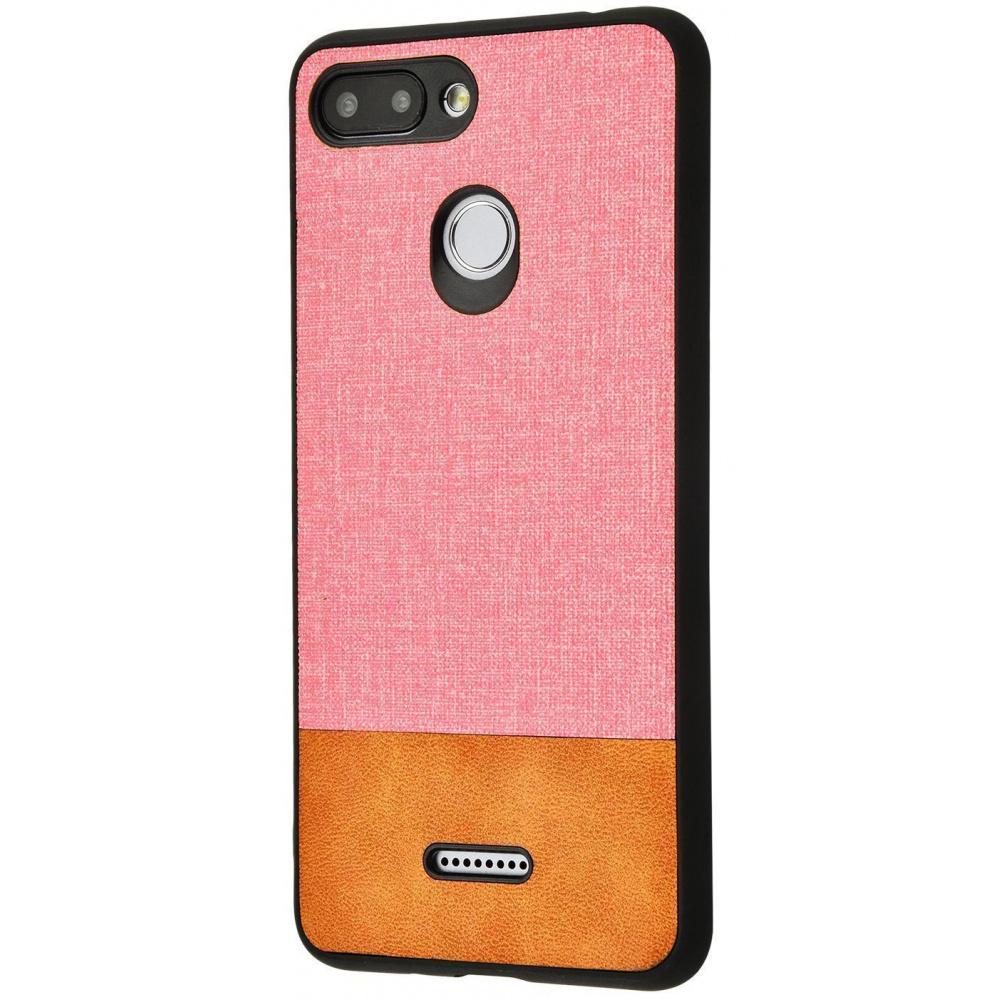 Hard Textile Case Xiaomi Redmi 6