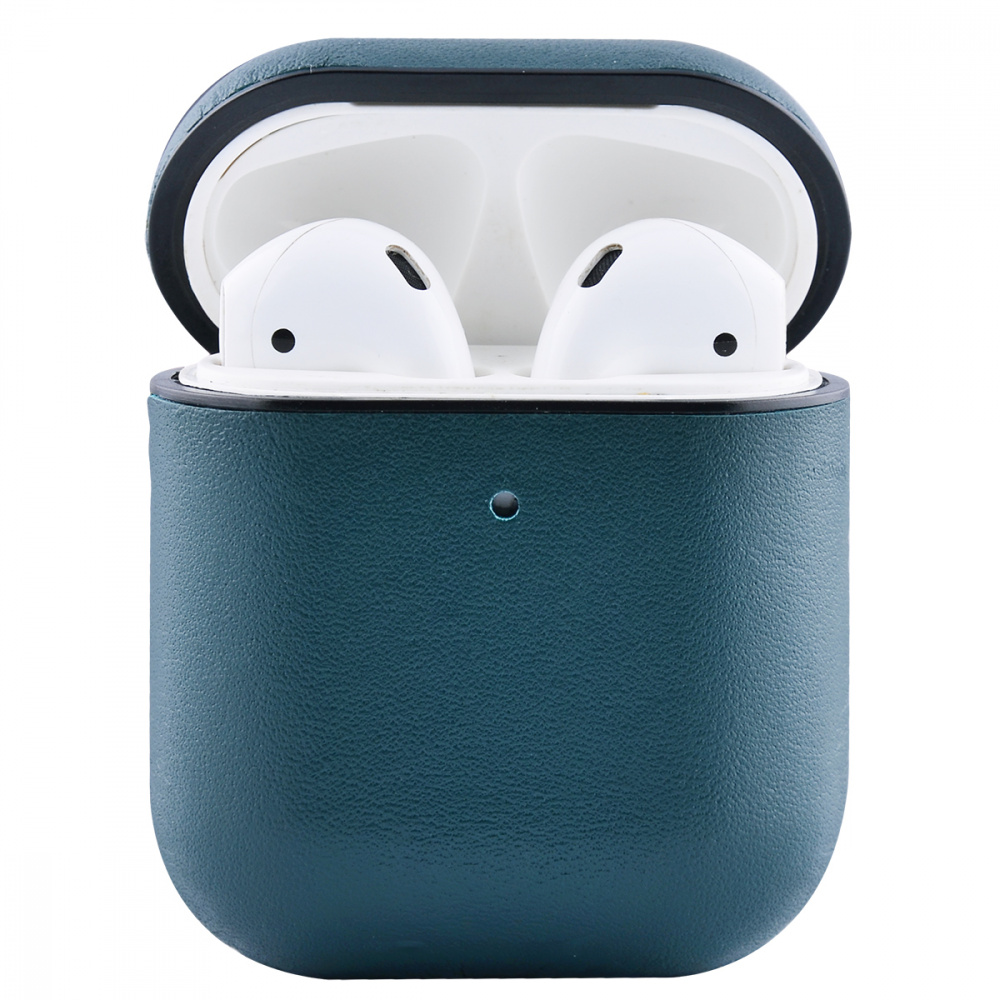 Leather Case (Leather) for AirPods 1/2 - фото 3