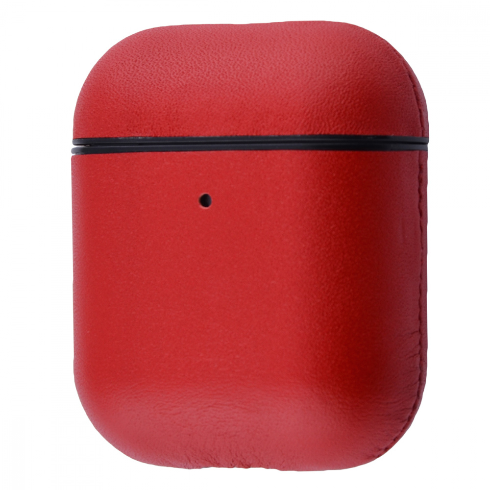 Leather Case (Leather) for AirPods 1/2 - фото 4