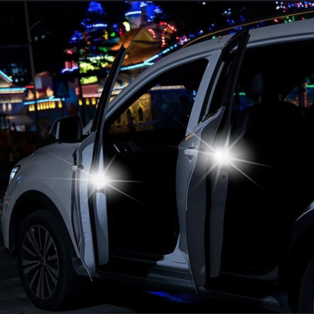 Дверная Автомобильная Лампа Baseus Warning Light (2pcs/pack) - фото 3