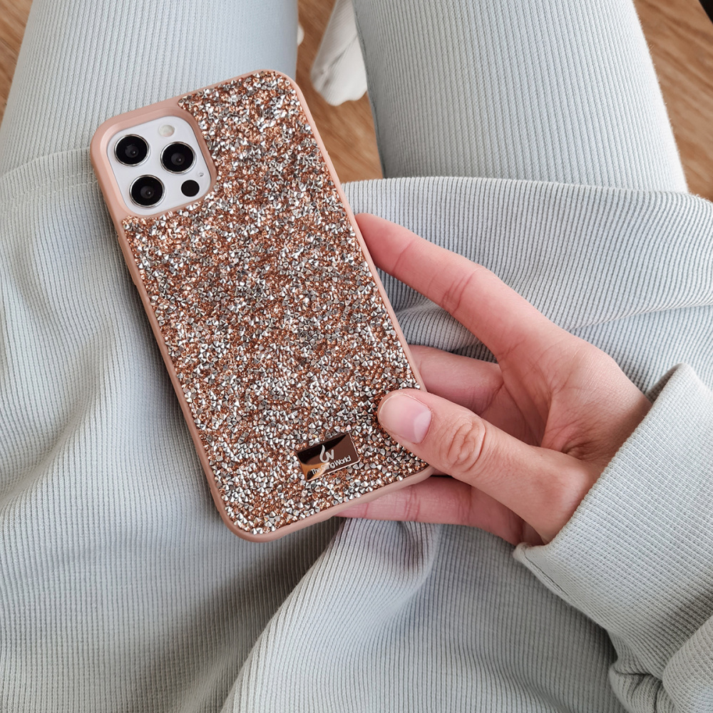 Bling World Grainy Diamonds (TPU) iPhone 6/6s Plus/7 Plus/8 Plus - фото 3