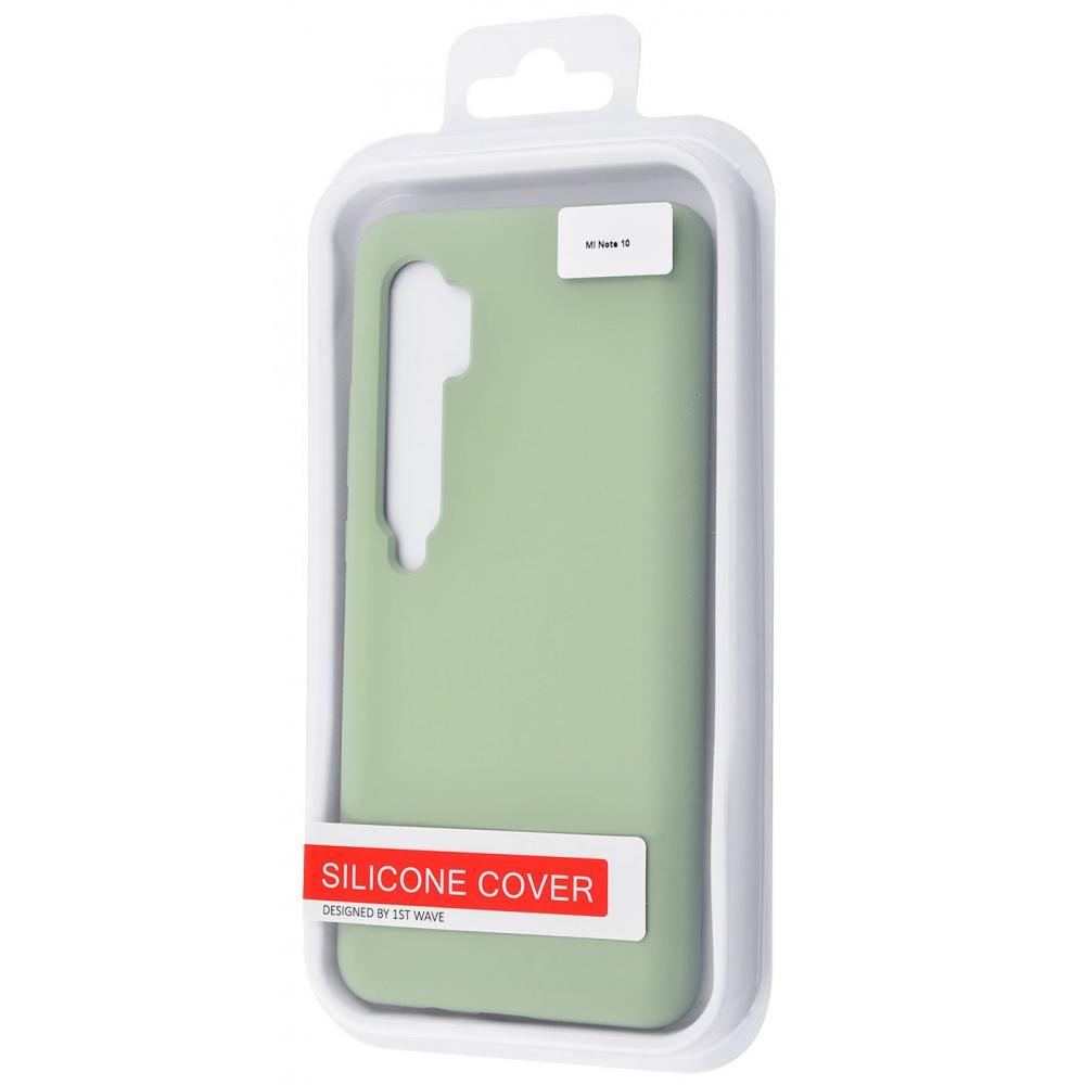 WAVE Full Silicone Cover Xiaomi Mi Note 10 - фото 1