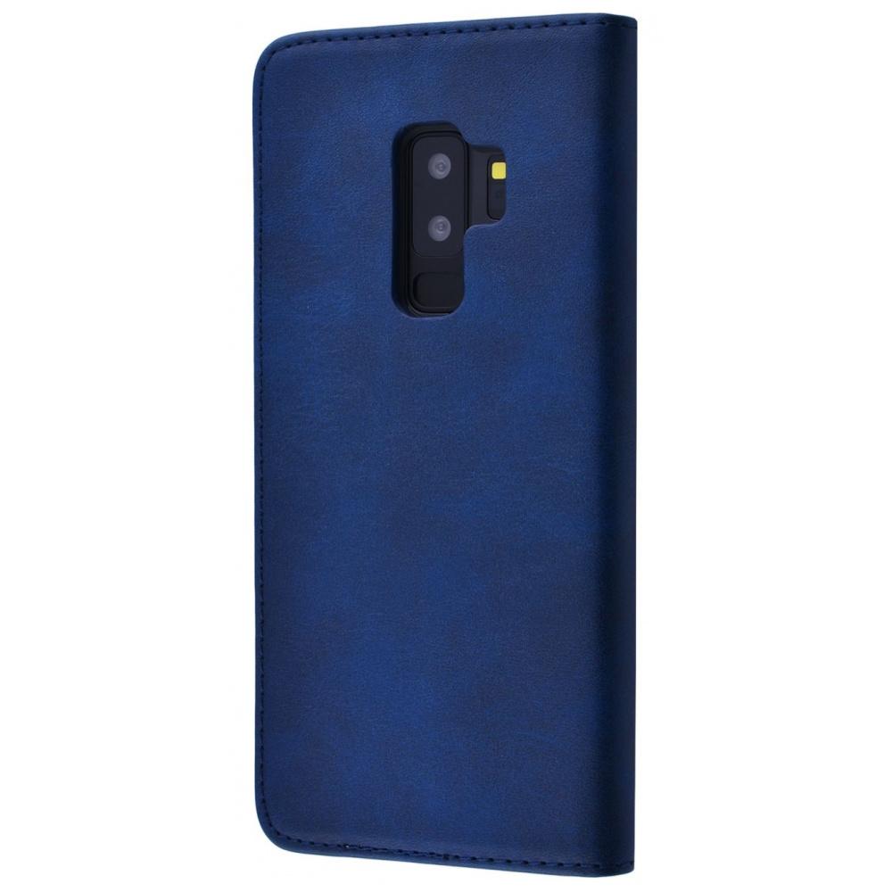 Книжка Black TPU Magnet Samsung Galaxy S9 Plus (G965) - фото 5