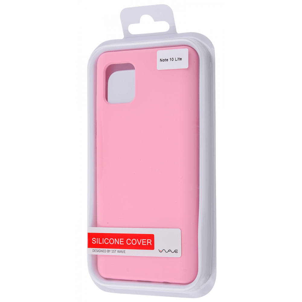 WAVE Full Silicone Cover Samsung Galaxy Note 10 Lite (N770F) - фото 1