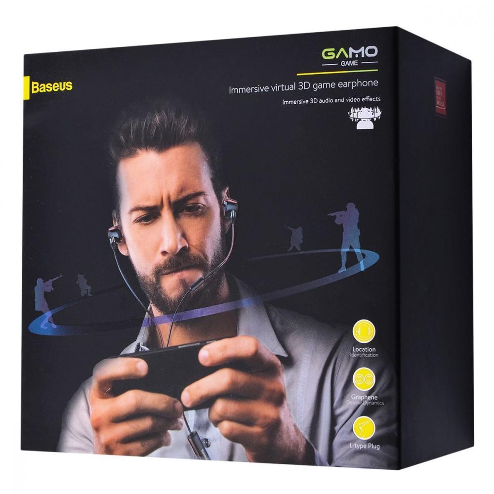 Наушники Baseus Immersive Virtual 3D Gaming H08 - фото 1