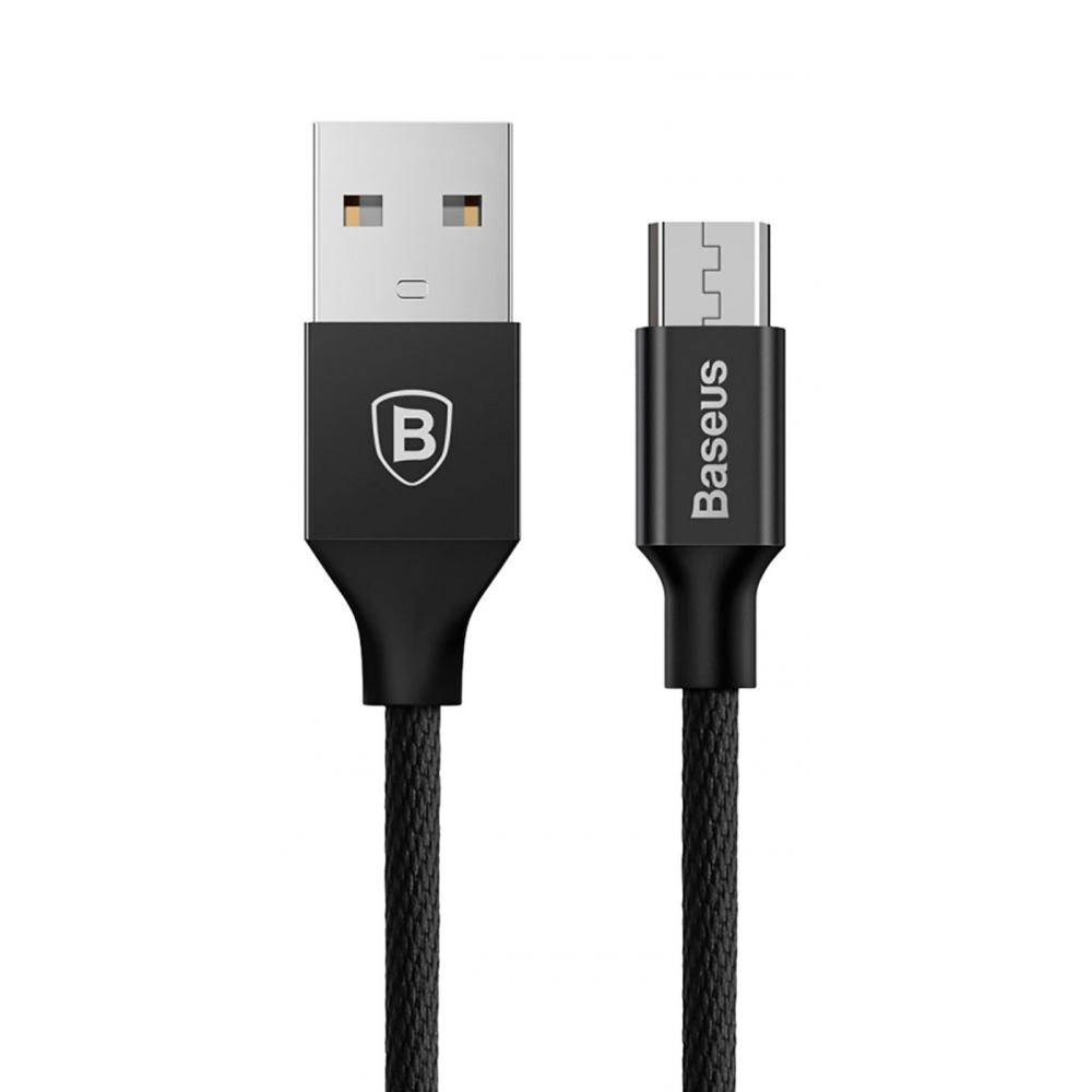 Кабель Baseus Yiven Micro USB 2.0A (1m)