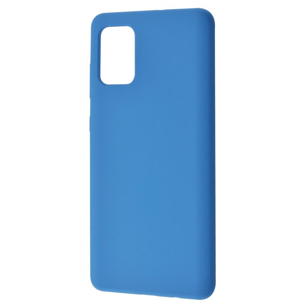 WAVE Full Silicone Cover Samsung Galaxy A71 (A715) - фото 8