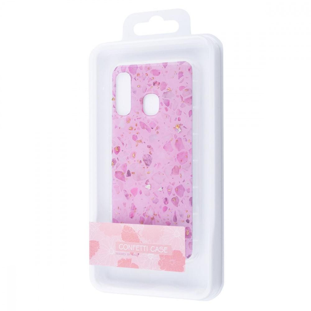 WAVE Confetti Case (TPU) Samsung Galaxy A40 (A405F) - фото 1