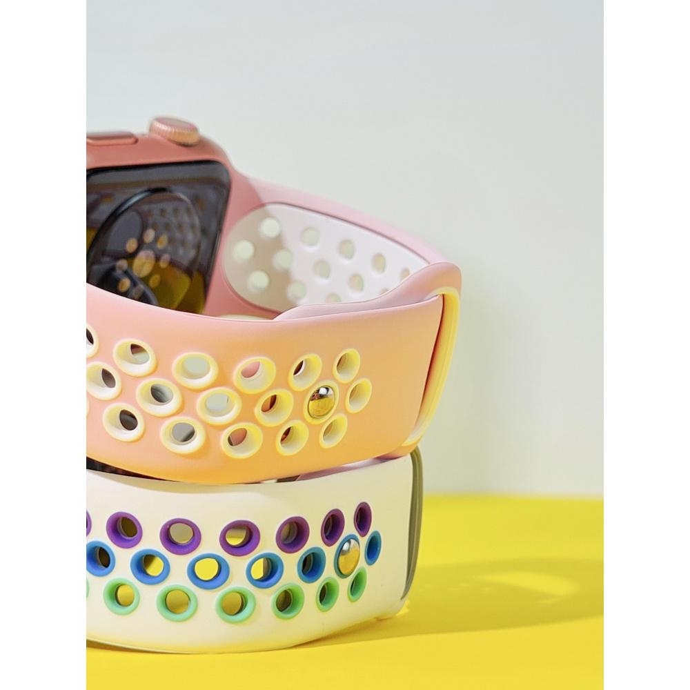 Ремешок Apple Watch Sport Nike+ 42 mm/44 mm - фото 5