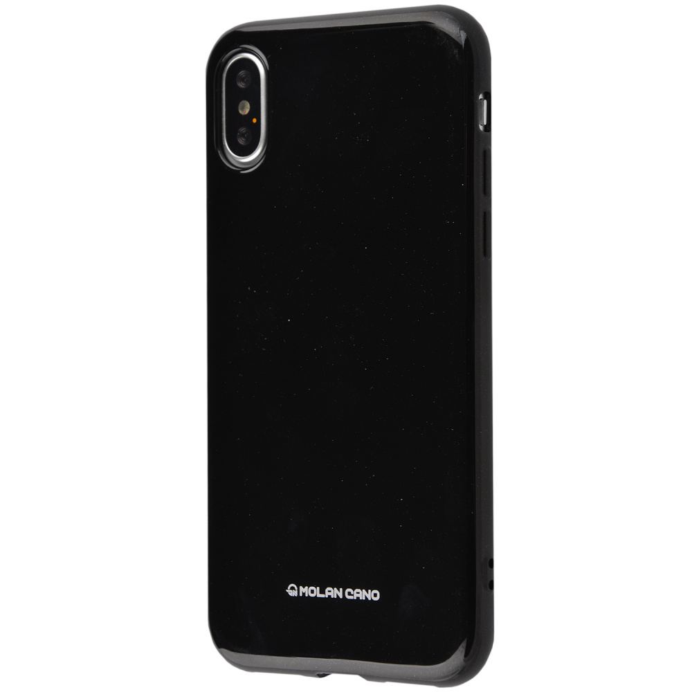 Molan Cano Glossy Jelly Case iPhone X/Xs