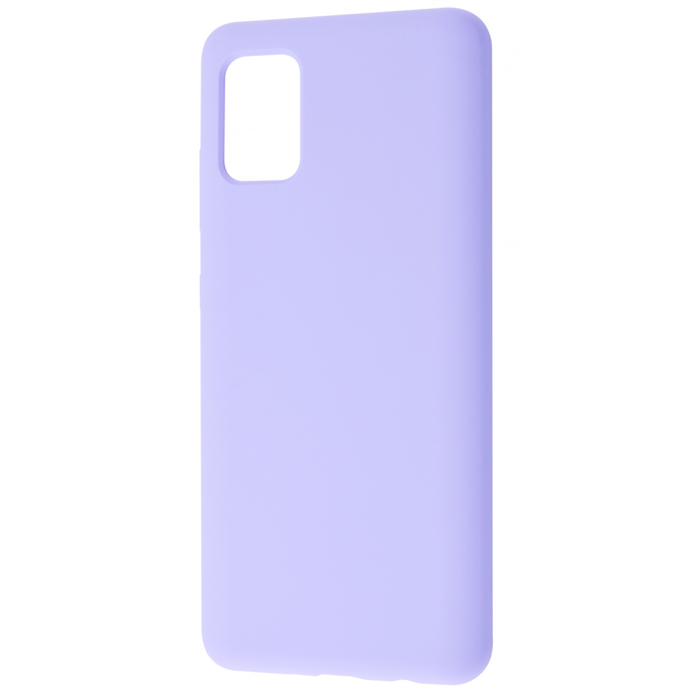 WAVE Full Silicone Cover Samsung Galaxy A71 (A715) - фото 10