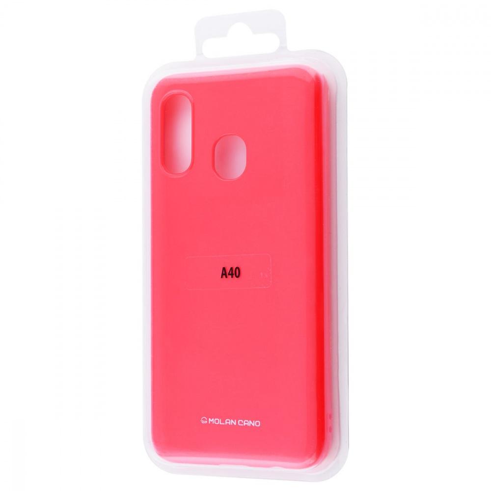 Molan Cano Glossy Jelly Case Samsung Galaxy A40 (A405F) - фото 1