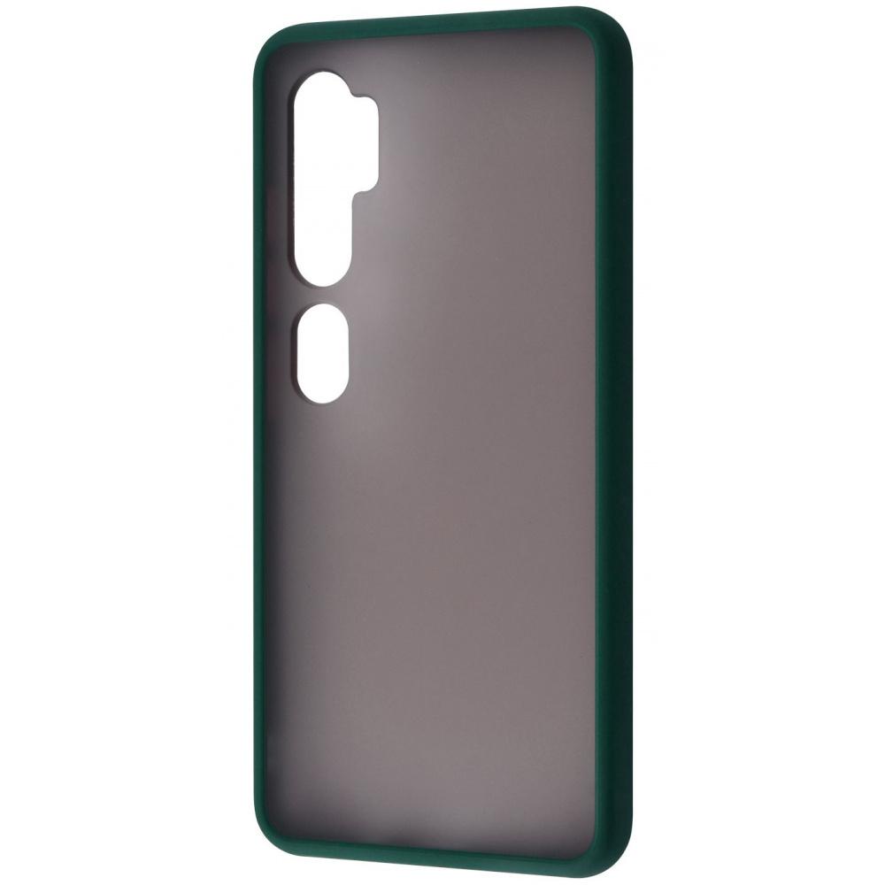 Matte Color Case (TPU) Xiaomi Mi Note 10 - фото 3