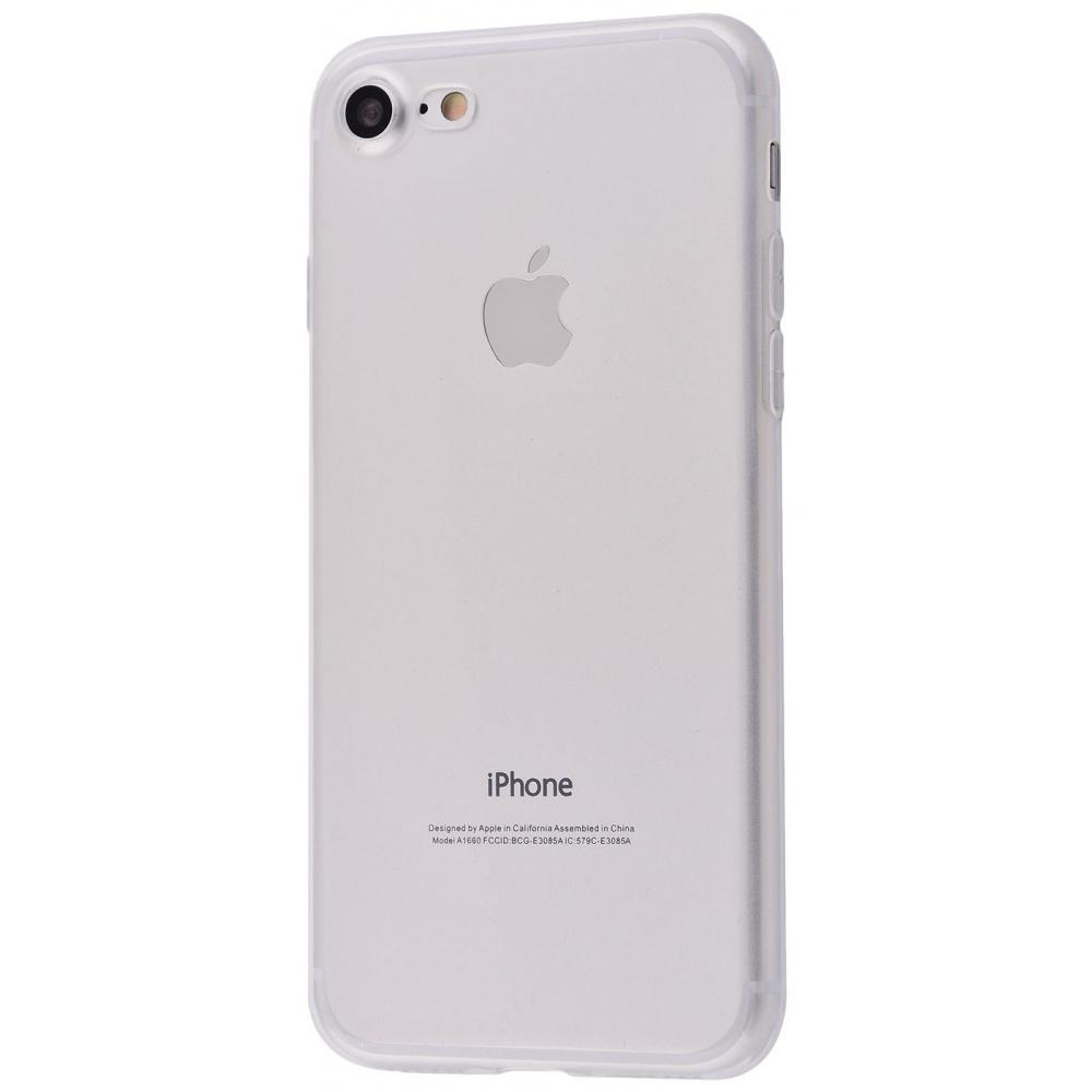 Силикон 0.5 mm iPhone 7/8/SE 2