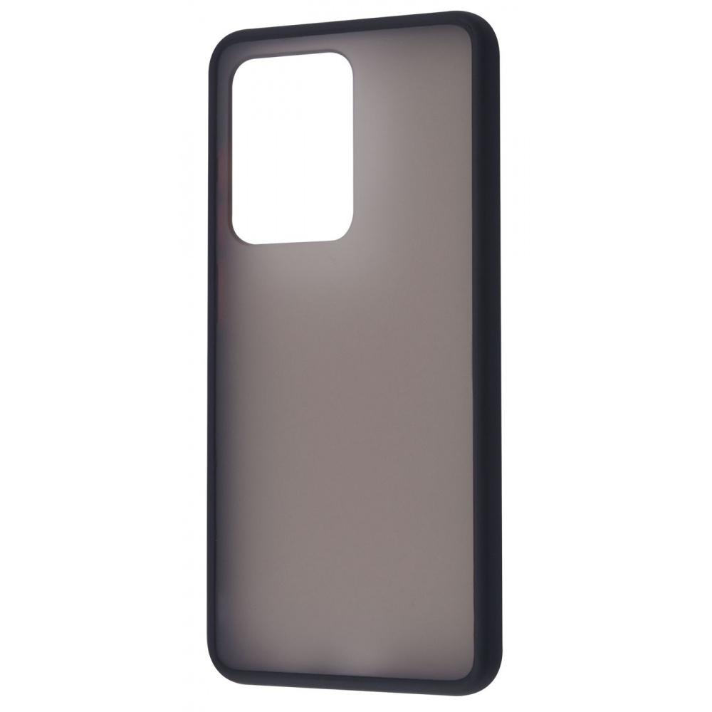 Matte Color Case (TPU) Samsung Galaxy S20 Ultra (G988B) - фото 3