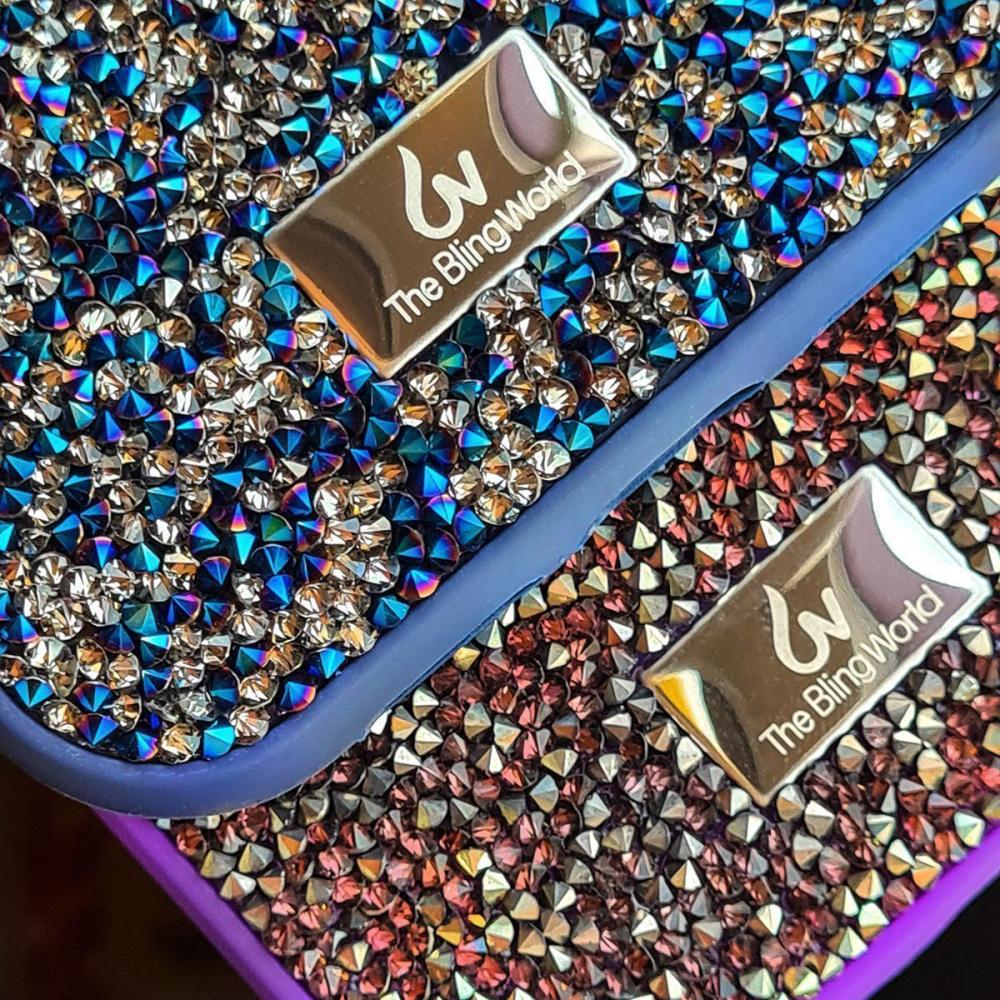 Bling World Grainy Diamonds (TPU) iPhone 6/6s Plus/7 Plus/8 Plus - фото 6