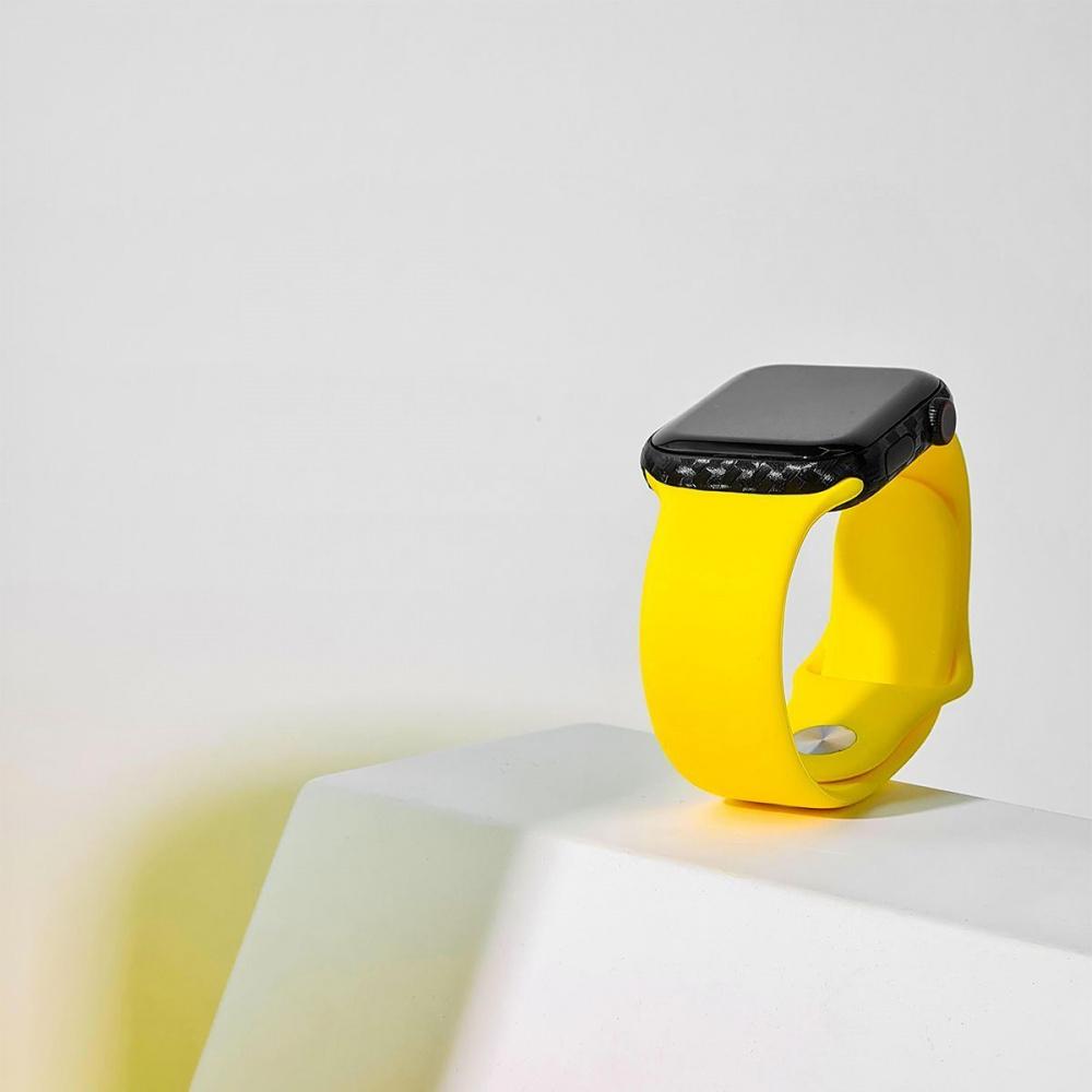 Ремешок Apple Watch Sport Band 42 mm/44 mm (M) 2pcs - фото 5