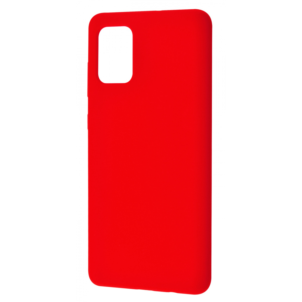 WAVE Full Silicone Cover Samsung Galaxy A71 (A715) - фото 12