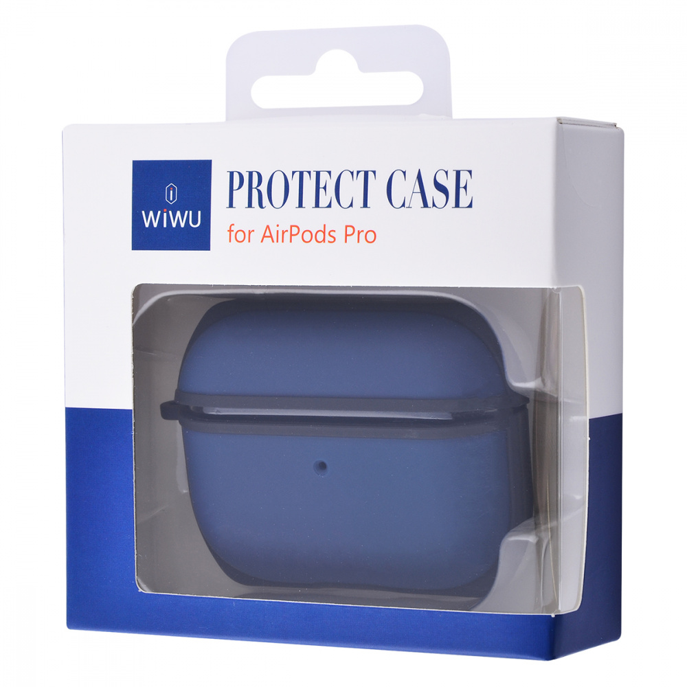 WIWU Hard Protective Case (TPU+PC) for AirPods Pro - фото 1