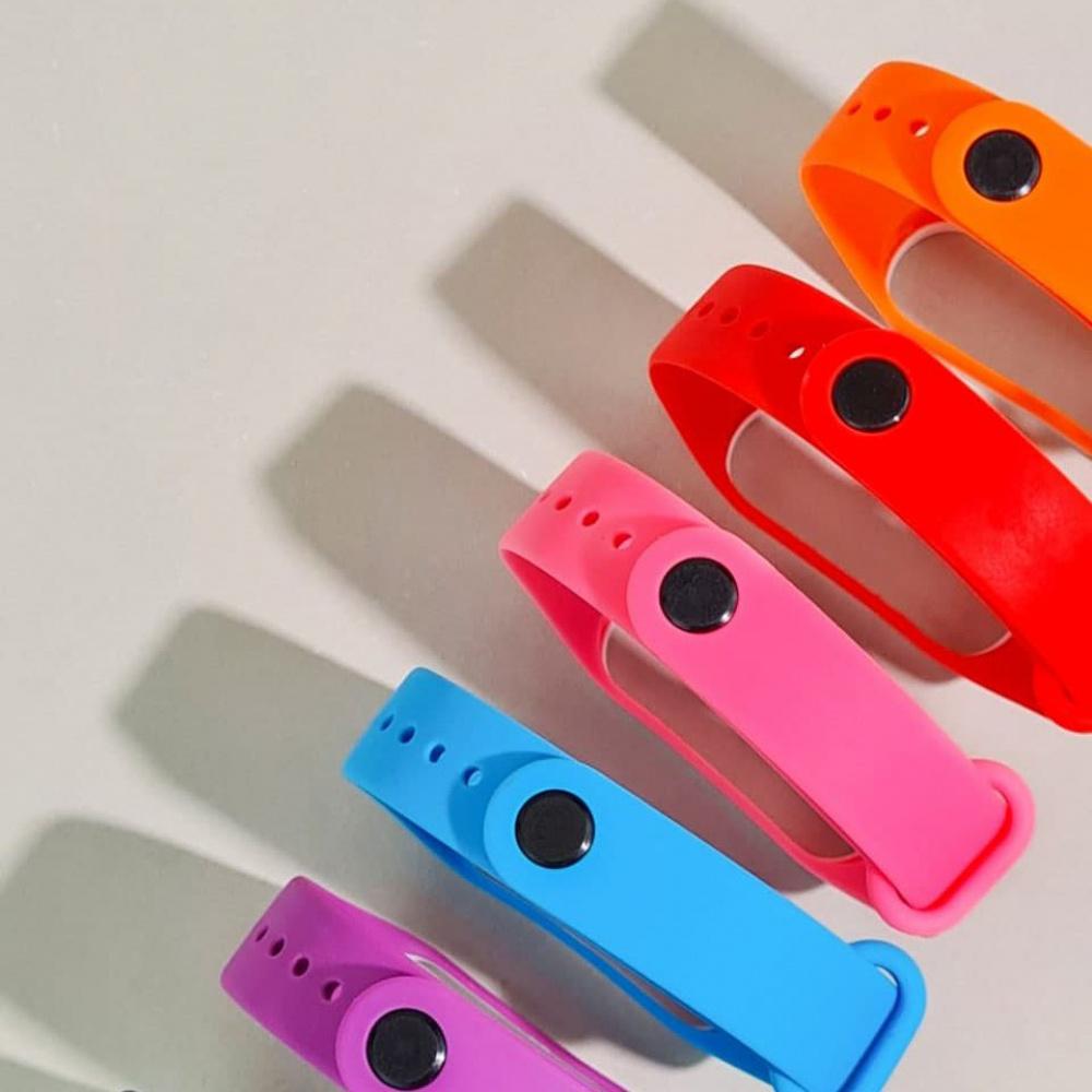 Ремешок Silicone Line Xiaomi Mi Band 3/4 - фото 3