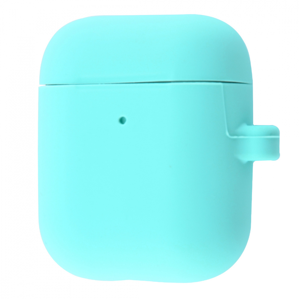 Silicone Case Slim with Carbine for AirPods 2 - фото 20
