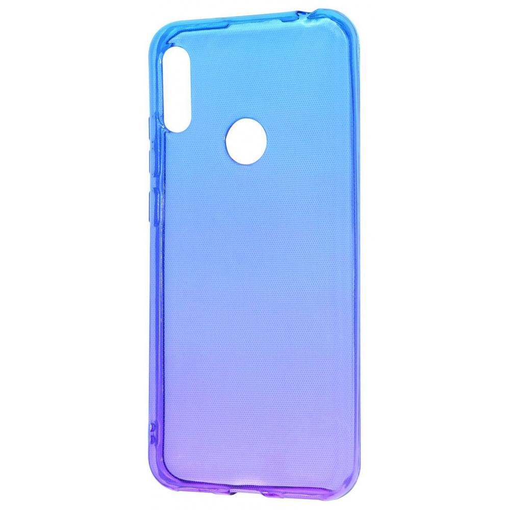 Силикон 0.5 mm Gradient Design Huawei Y6s/Y6 2019/Honor 8A - фото 7