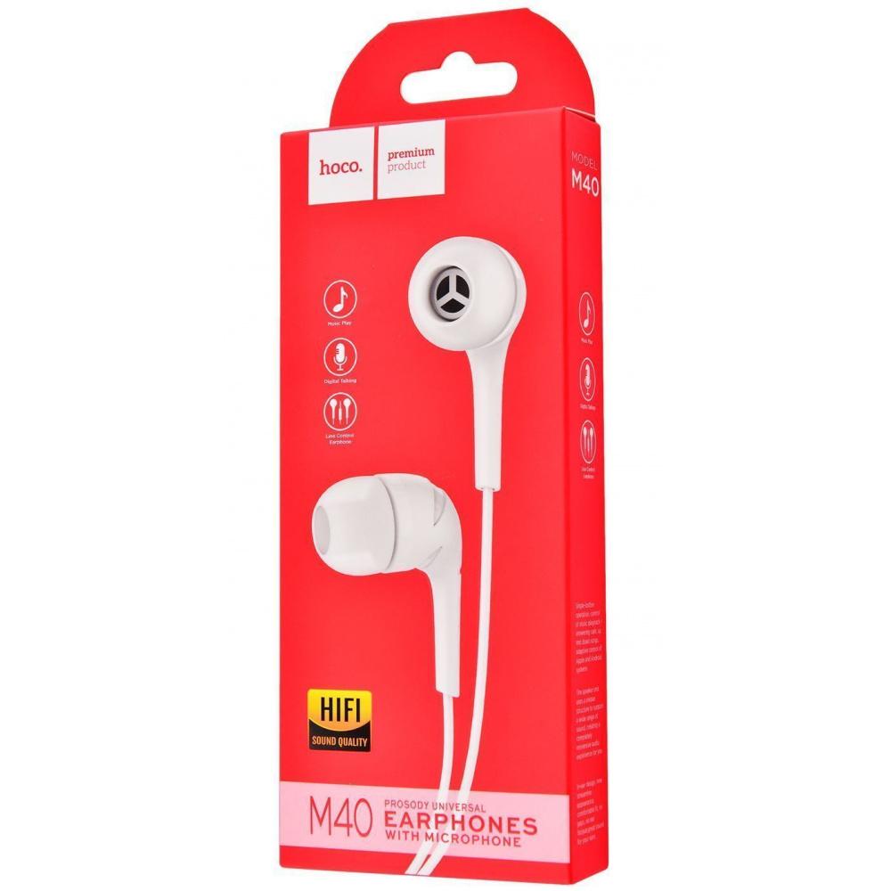 Наушники Hoco M40 Prosody With Microphone - фото 1