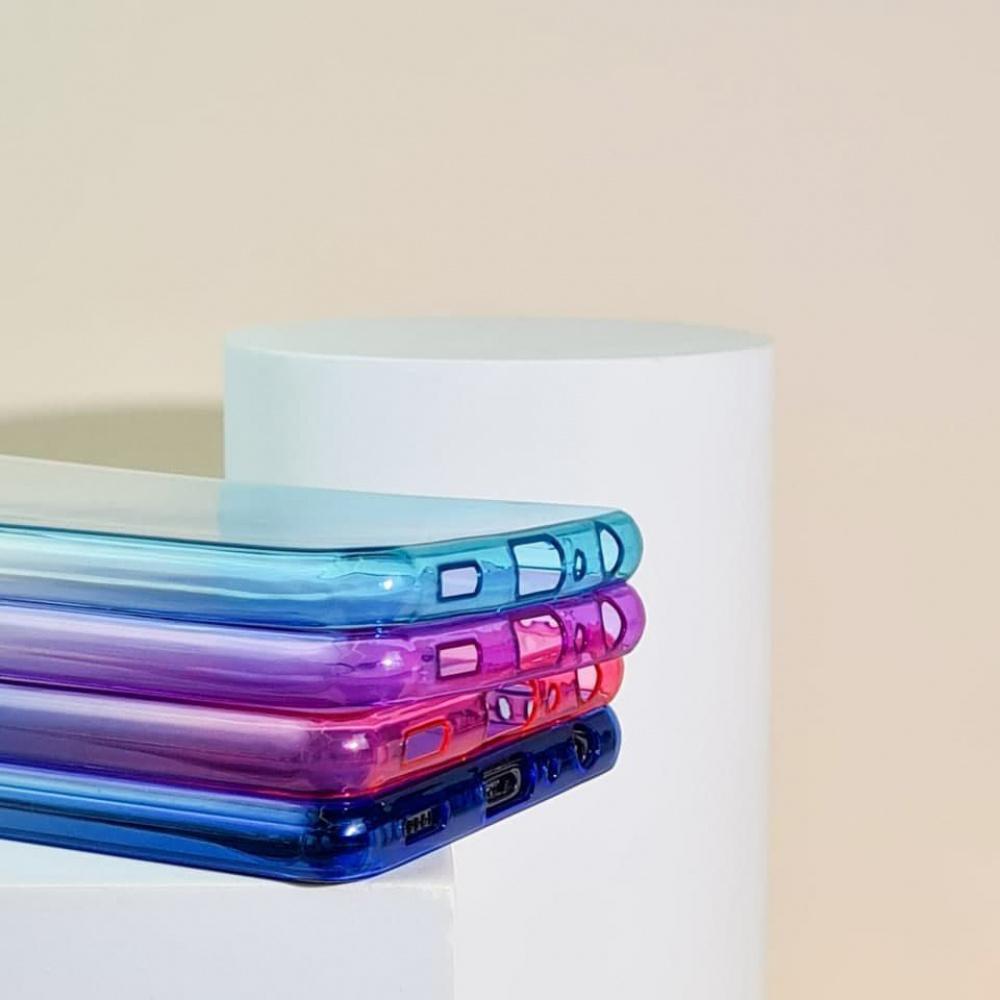 Силикон 0.5 mm Gradient Design Samsung Galaxy A01 (A015F) - фото 4