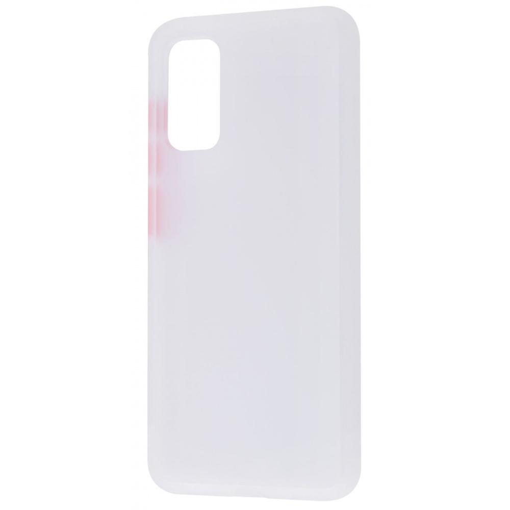 Matte Color Case (TPU) Samsung Galaxy S20 (G980)